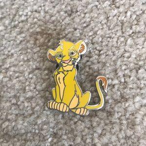 Disney Pin - Lion King Simba